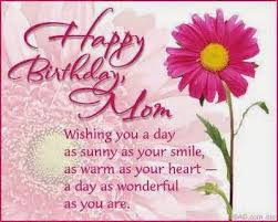 Happy Birthday Quotes For Mom in Hindi