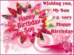 Best Happy birthday Quotes for Son in Hindi